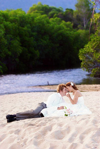 Palm Cove Beach Wedding